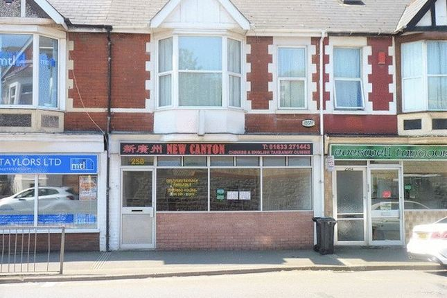 Thumbnail Commercial property to let in Chepstow Road, Newport