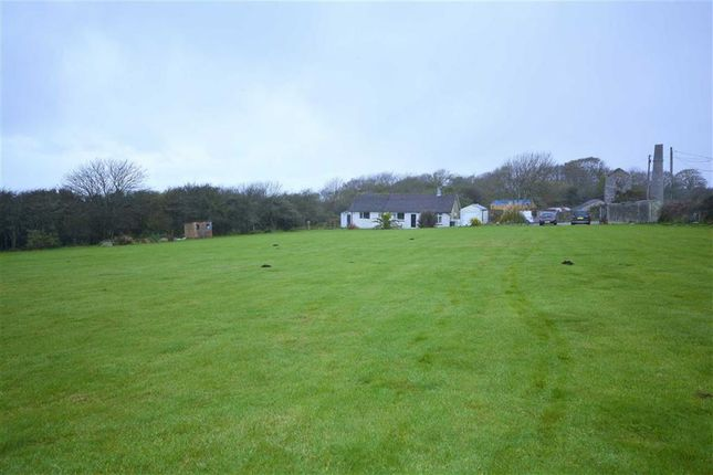 Thumbnail Detached bungalow for sale in Tresowes, Helston, Cornwall