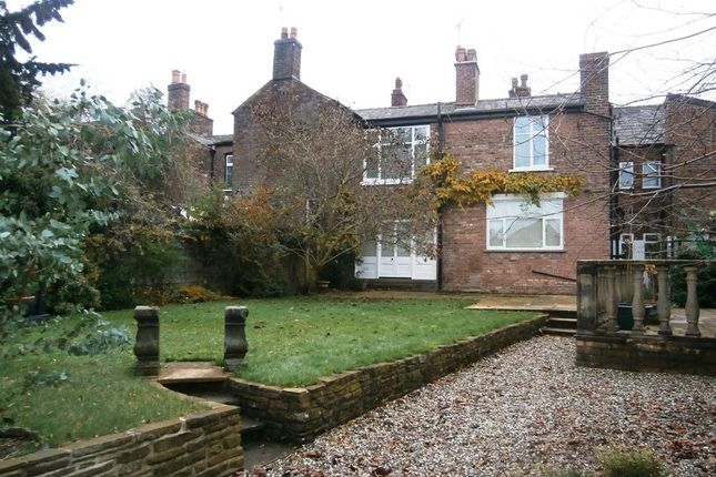 Thumbnail Town house to rent in Park Lane, Macclesfield