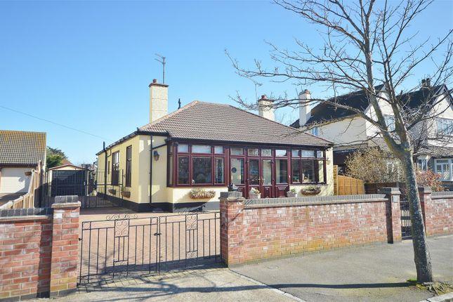 Thumbnail Detached bungalow for sale in Southcliff Park, Clacton-On-Sea