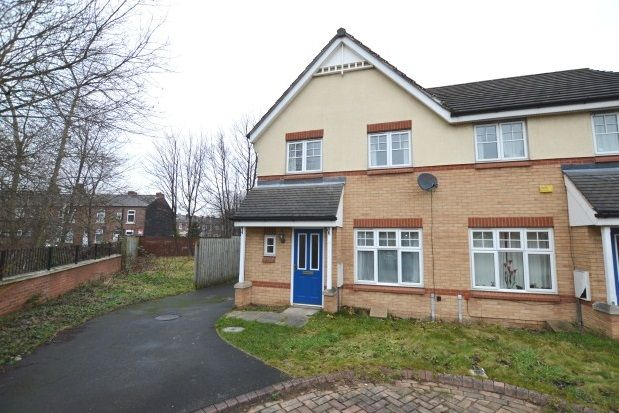 Thumbnail Semi-detached house to rent in Mill Chase Road, Alverthorpe, Wakefield
