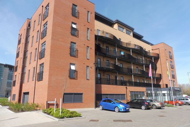 Thumbnail Flat for sale in Trinity Walk, Derby