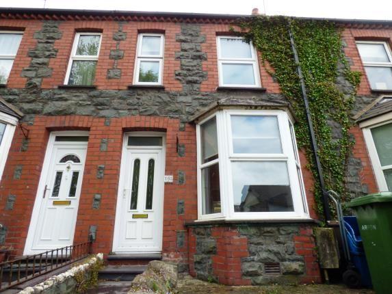 3 bed terraced house for sale in Caernarfon Road, Bangor, Gwynedd LL57