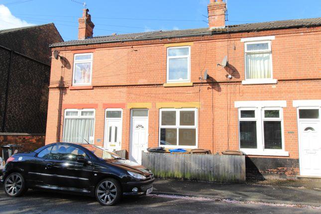Thumbnail Terraced house for sale in Bennett Street, Long Eaton, Nottingham