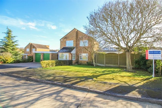 Thumbnail Detached house for sale in Thurstans, Harlow, Essex