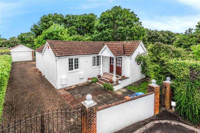 Thumbnail Detached bungalow for sale in Ferry Ave, Staines Upon Thames