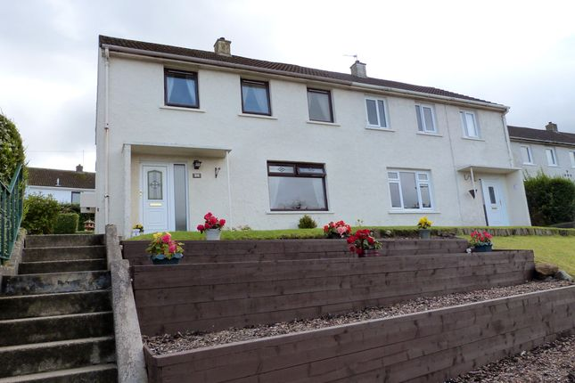 3 bed semi-detached house for sale in Melrose Terrace, East Mains