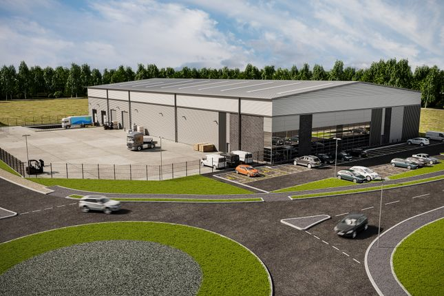 Thumbnail Light industrial to let in Element 2, Alchemy Business Park, Knowsley, Liverpool