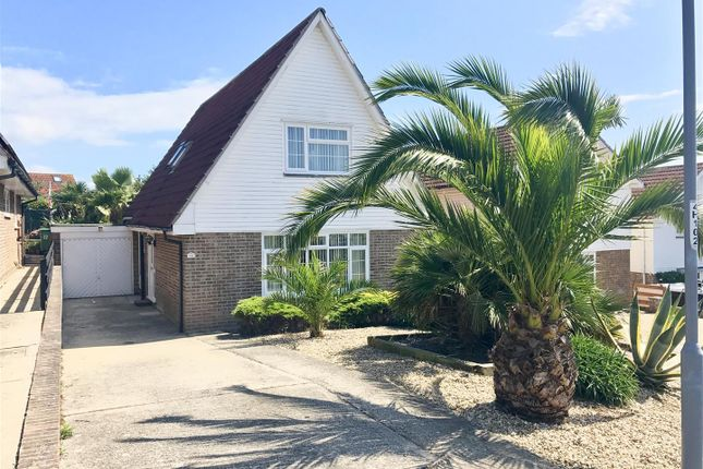 Thumbnail Detached house for sale in Hazeldown Avenue, Weymouth