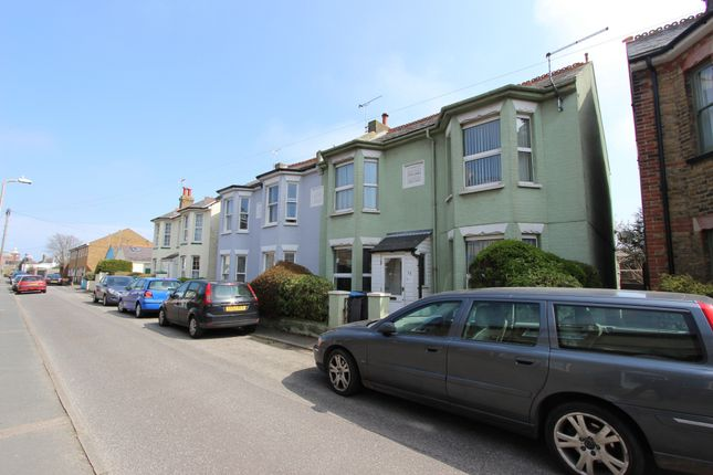 Thumbnail Semi-detached house for sale in Gladstone Road, Walmer