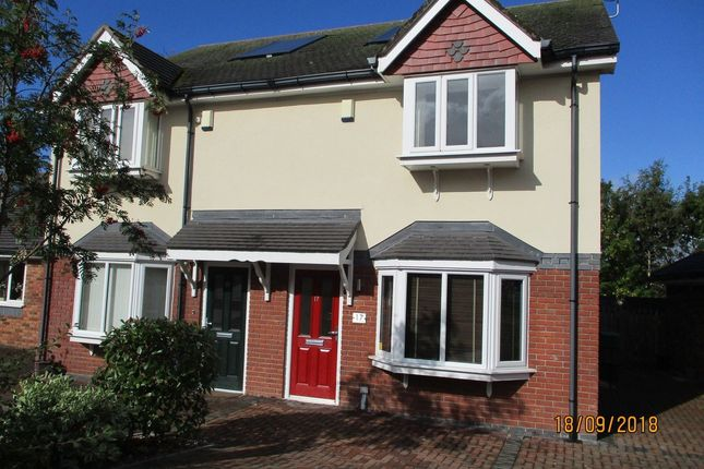 Thumbnail Semi-detached house to rent in Cysgod Y Castell, Llandudno Junction
