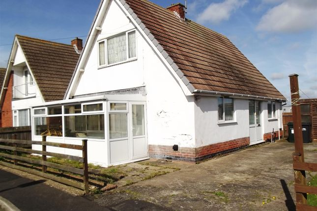 Thumbnail Detached bungalow for sale in Eton Road, Trusthorpe