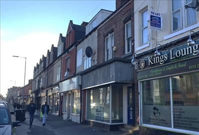 Thumbnail Retail premises to let in 284 Abbeydale Road, Sheffield, South Yorkshire