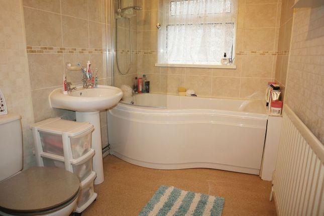 Bathroom of Garsdale Crescent, Blurton, Stoke-On-Trent, Staffordshire ST3