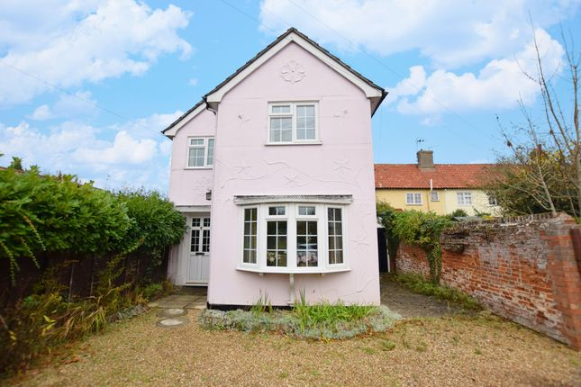Thumbnail Detached house for sale in High Street, Cavendish, Sudbury