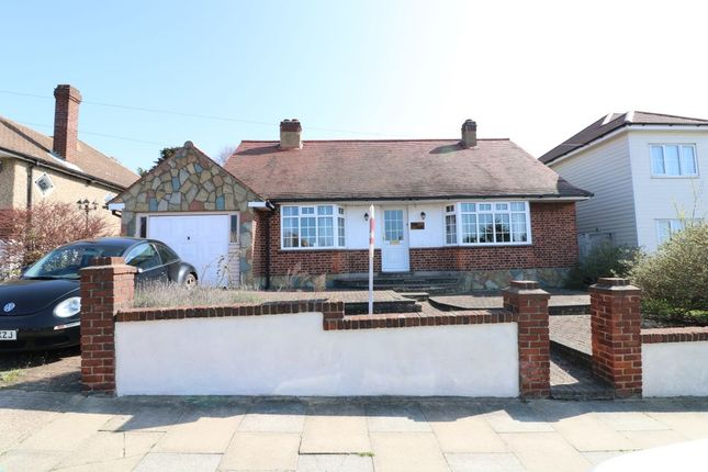 Thumbnail Bungalow for sale in Avelon Road, Romford