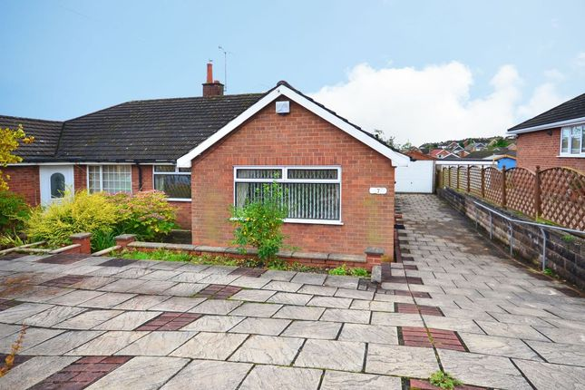 Thumbnail Semi-detached house for sale in Combe Drive, Meir Heath, Stoke-On-Trent