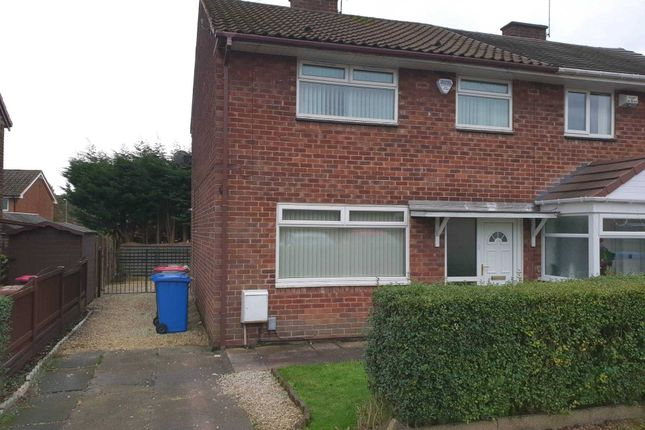 Thumbnail Semi-detached house to rent in Barnside Avenue, Walkden, Manchester