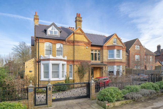 Thumbnail Detached house for sale in Grange Road, Kenwood, London