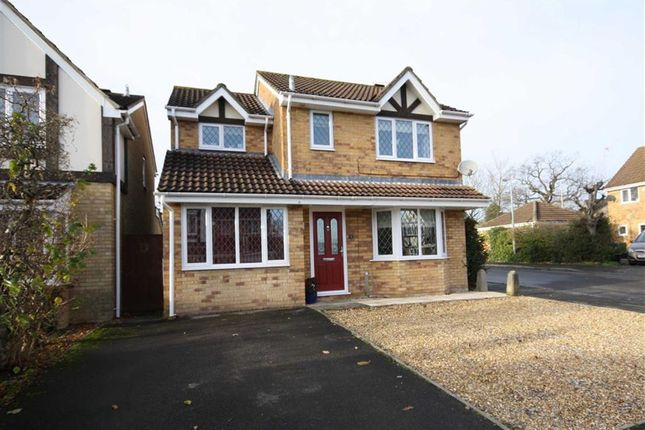 Thumbnail Detached house for sale in Bishop Close, Chippenham, Wiltshire
