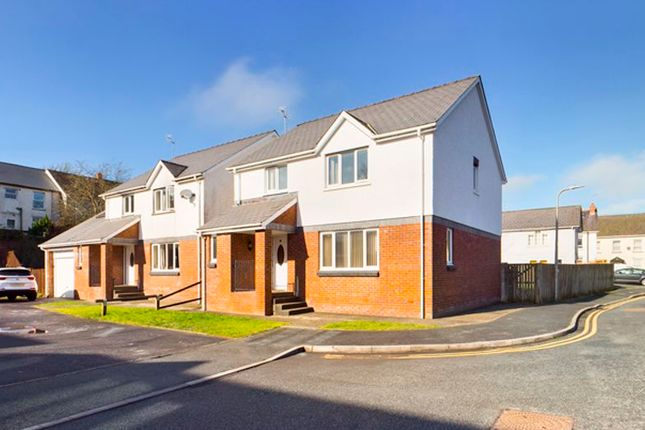 4 bed detached house for sale in Clos Pentre, Pentre Road, St. Clears SA33