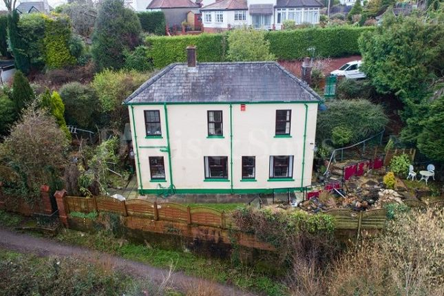 Thumbnail Detached house for sale in Allt-Yr-Yn View, Newport, Gwent.