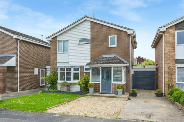 Thumbnail Detached house for sale in Albermarle Drive, Grove, Wantage