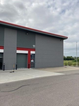 Thumbnail Light industrial to let in & 12 Tavis House Business Centre, Hall Avenue, Ashford, Kent