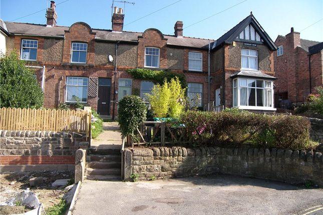 Thumbnail Terraced house for sale in Shaw Lane, Milford, Belper