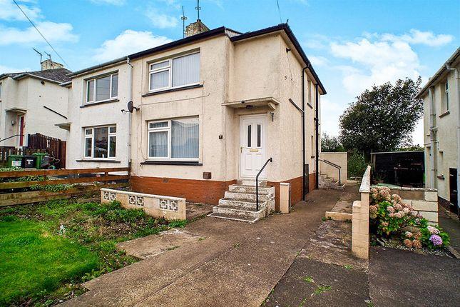 Thumbnail Semi-detached house to rent in Shore Terrace, Salterbeck, Workington