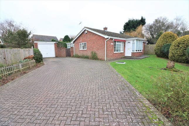 Thumbnail Detached bungalow for sale in Nelson Court, Watton