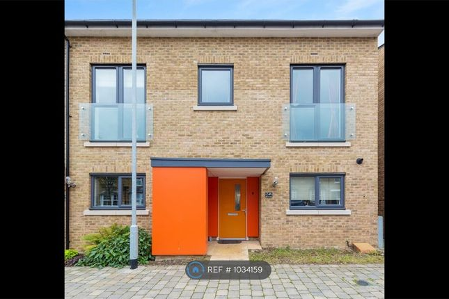 Thumbnail End terrace house to rent in Marconi Road, Chelmsford