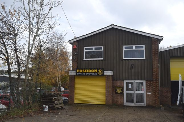Thumbnail Light industrial for sale in 6 Mill Lane, Alton