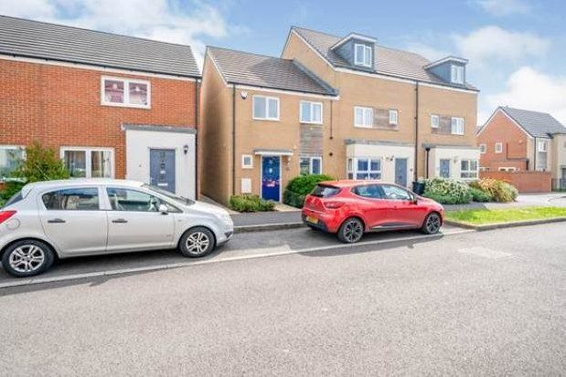 Thumbnail End terrace house to rent in Skinners Croft, Bristol