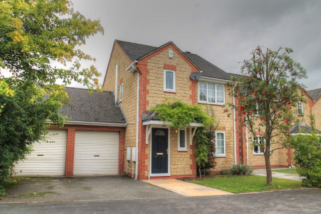 Thumbnail Detached house for sale in Sunnybank, Rowsley, Matlock