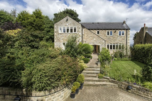 6 bed detached house for sale in Oakes Gardens, Holywell Green, Halifax, West Yorkshire