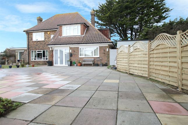 Thumbnail Detached house for sale in Botany Close, Rustington, West Sussex