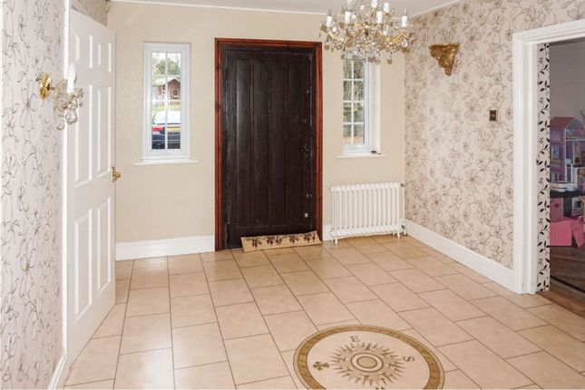 Entrance Hallway of Oxton Hill, Southwell NG25