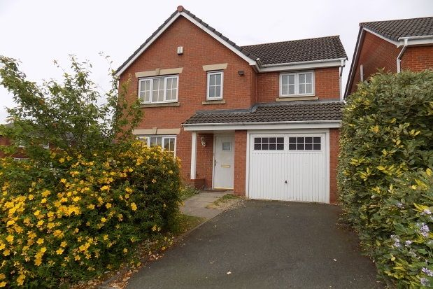 Thumbnail Detached house to rent in Siskin Close, Oldbury