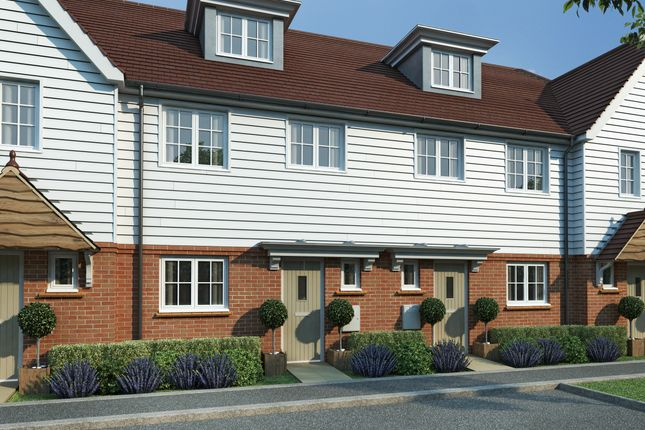 Thumbnail Terraced house for sale in Tudeley Lane, Tonbridge