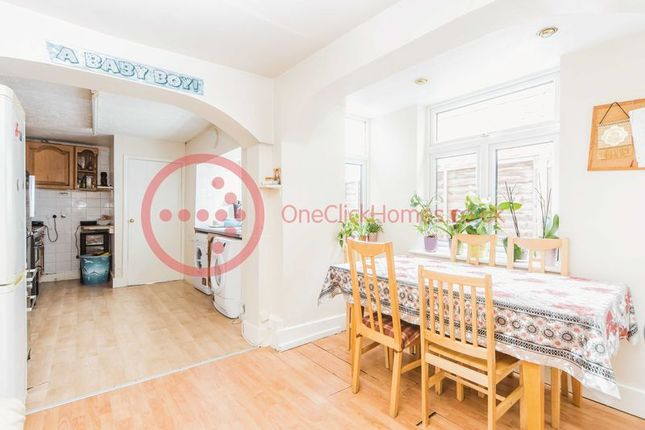 Thumbnail Terraced house for sale in Sedgwick Road, London