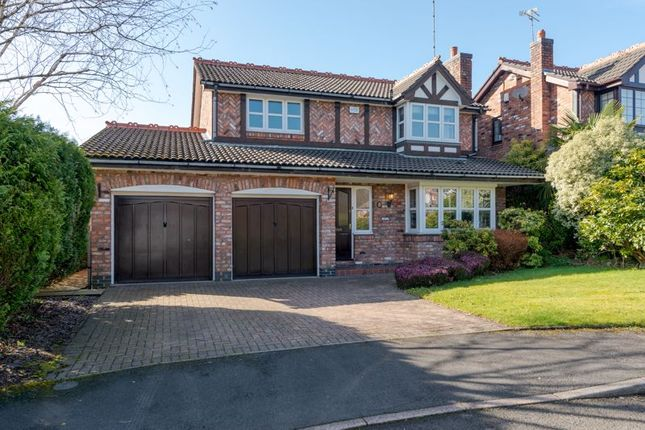 Thumbnail Detached house to rent in Mossdale Avenue, Lostock, Bolton