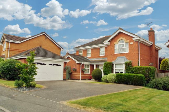 Thumbnail Property for sale in Franklin Way, Whetstone, Leicester