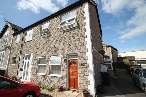 Thumbnail Terraced house to rent in Beaconsfield Road, Weston-Super-Mare