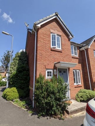 Thumbnail Semi-detached house to rent in Clos Carno, Newport