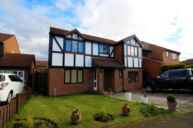 Thumbnail Detached house to rent in Beaver Close, Pity Me, Durham
