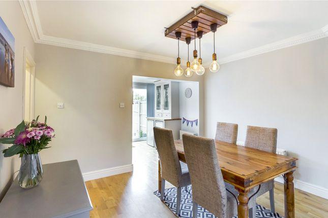 Dining Room of Rydal Avenue, Tilehurst, Reading, Berkshire RG30