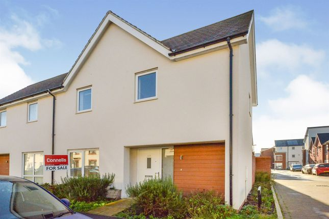 2 bed semi-detached house for sale in Western Road, Bletchley, Milton Keynes MK2