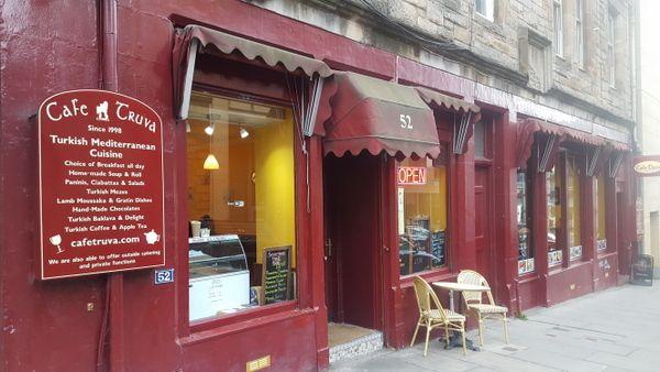 Thumbnail Restaurant/cafe for sale in Lady Lawson Street, Edinburgh