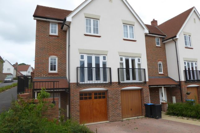 Thumbnail Semi-detached house for sale in Chandlers Field Drive, Haywards Heath